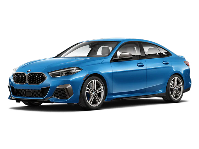 BMW 2 Grand Cupe